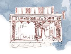 Logo: Libraire Guillaume